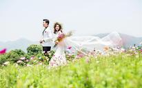 韩式风格婚纱照系列——别致幻想