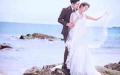 游艇+海景+基地 3天2夜蜜月婚纱照套餐
