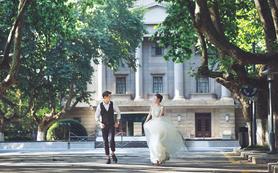 【米兰尊荣】百年名校 校园恋曲 从校服到婚纱照