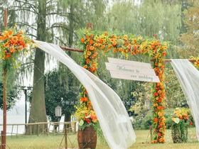 【东湖户外】秋之回忆婚礼。