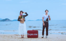 【三亚旅拍】浪漫海岸线+蜜月酒店+特色内景