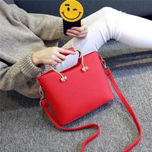 新款韩版红色包包婚包单肩包结婚女包新娘包斜挎包名媛