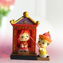 结婚创意礼物 家居装饰品 新婚庆实用礼品送朋友闺蜜新婚房摆件