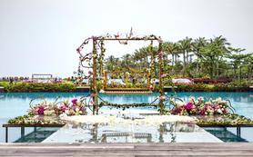 【红满堂婚典】集沙滩、户外、教堂三合一的婚礼