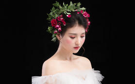 【M2makeup】总监档全程跟妆3造型唯美妆容
