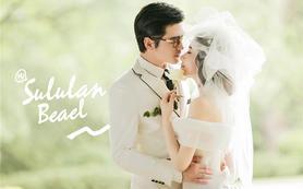 纯色摄影婚纱礼服任选不分区一拍即合良缘之喜套系