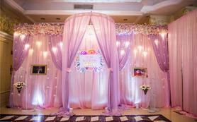 小型婚礼首选 粉色浪漫简约策划 高性价比特惠套餐