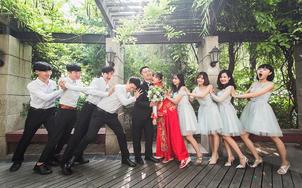 【第一角度婚礼摄像】总监档双机位网红王大锤婚礼
