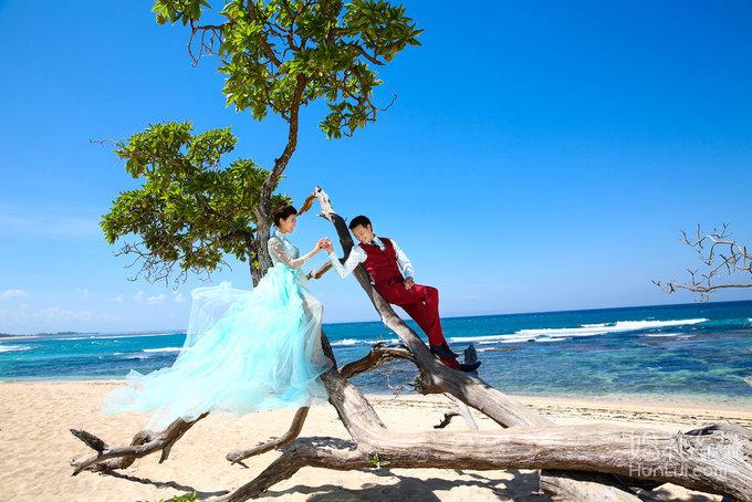 海滩 沙滩海景 骆驼 巴厘岛旅拍 巴厘岛 蓝天 唯美 清新 婚纱摄影