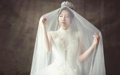 【米亞】纯甄系列清新乖巧女儿出门齐地纱7件套