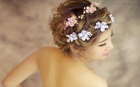 【店长NANA无典礼半程跟妆】新娘半程跟妆