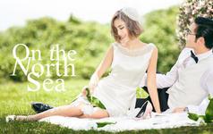 【纯色摄影】草坪自然风光韩式唯美高性价比婚照套系