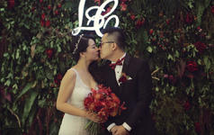 肆目首席档三机位+航拍  时尚大气婚礼电影