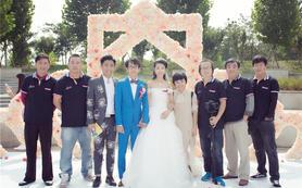 【7人精英团队】首席主持+5D摄像+跟妆+摄影