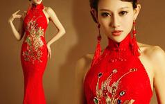 【米亞】限量曼妙系列敬酒礼服秀禾旗袍龙凤褂3件套