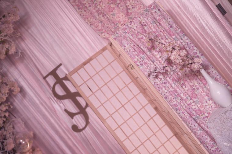 【TBO 婚礼策划】樱缘 和风 清新 婚礼