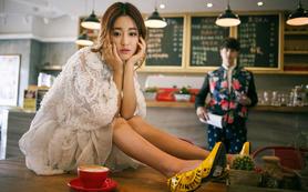 【慕思国际婚纱摄影】——城市旅拍 时尚街拍咖啡厅