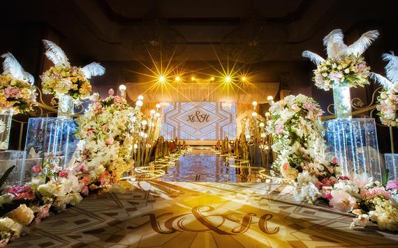 【TBO婚礼策划】婚礼纪城西体验店专属定金