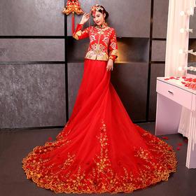 古代婚纱礼服图片大全