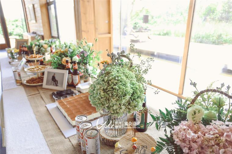 优米婚礼【一品香山】私人定制 小清新主题婚礼