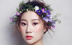 木槿造型 新娘跟妆 全天全程跟妆