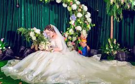 【雅氏嫁衣】超值租赁 全套婚纱礼服+伴娘服+跟妆