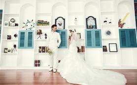 爱的港湾 巴黎印象国际婚纱摄影--三亚站
