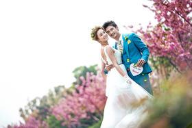 米兰尊爵小雅清新婚纱摄影系列22222222