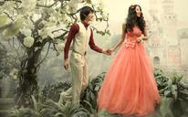 米兰尊爵童话唯美婚纱摄影系列