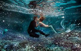 丽江婚纱摄影拍水下等11大特色主题+住宿+产品