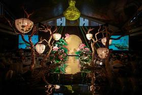 【荷塘月色】创意复古主题婚礼
