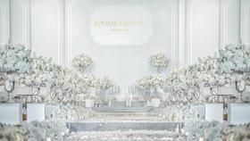 【Jean·清】白色简约主题婚礼