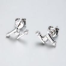 【爱换名品汇】18K钻石-耳钉