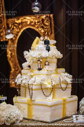 欧式婚礼——目光