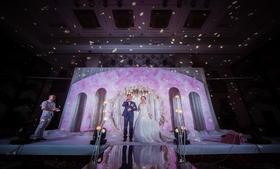 红馆婚庆布置—粉色年华