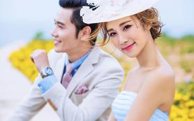婚照经典套装6服6造,4999,