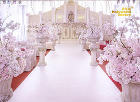 【廷宴】鲜花清新主题婚礼