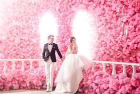 巴黎新娘—<简晗>韩式婚纱照系列