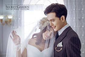 巴黎新娘—<拉斐尔婚礼梦幻曲>梦幻文艺婚纱照系列