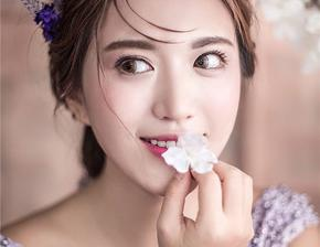巴黎新娘—<浪漫花语>唯美婚纱照系列