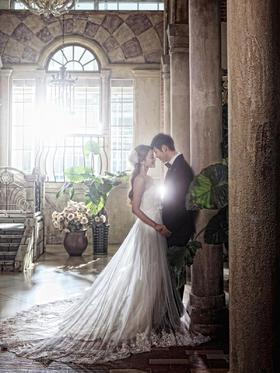 《爱慕》系列韩式婚纱照
