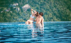 爱在夏威夷 4天3晚奢华海滨蜜月房 梦灵水下摄影