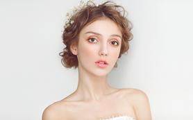 V&L时尚新娘造型︱婚礼全程跟妆 总监档