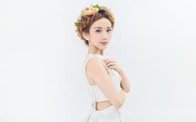 V&L时尚新娘造型︱婚礼全程跟妆 资深档