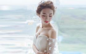 【花茜】爆款高端婚纱套餐系列7件套+首席老师跟妆