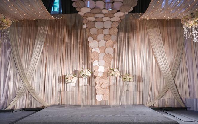 安妮塔婚礼馆 | 桜の緣 粉色日式樱花婚礼
