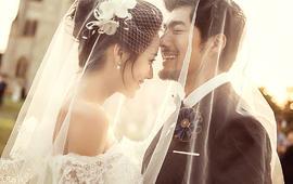 【私人定制】根据自身爱情故事 专属定制婚纱照风格