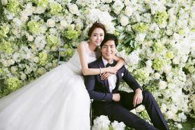 韩式花墙1