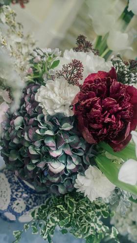 婚礼鲜花布置[幸福]欢迎光临