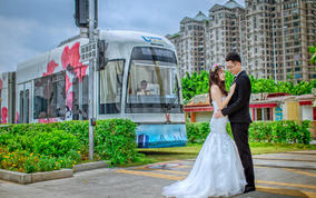LOVE VISION广州旅拍婚纱摄影